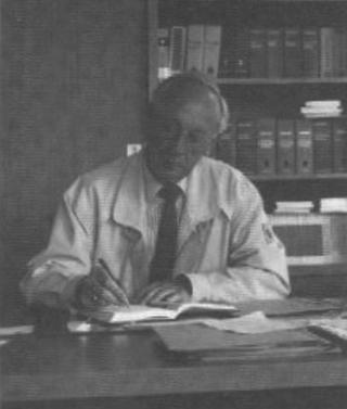 Werner Drees, Oberstudiendirektor a. D. (Schulleiter 1966 - 1990)