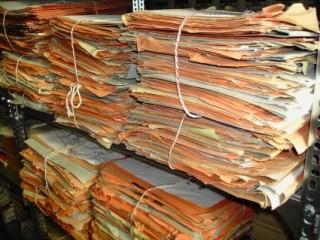 Schulchronik - Archivakten