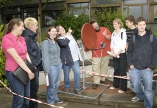 Klimaexpedition am Gymnasium Borghorst